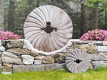 Paisajes, ornamentos, pavimentos... M_millstones